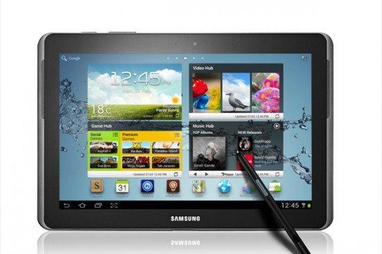Samsung lanza su Galaxy Note 10.1