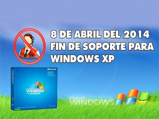 Recomendaciones para los que sigan usando Windows XP