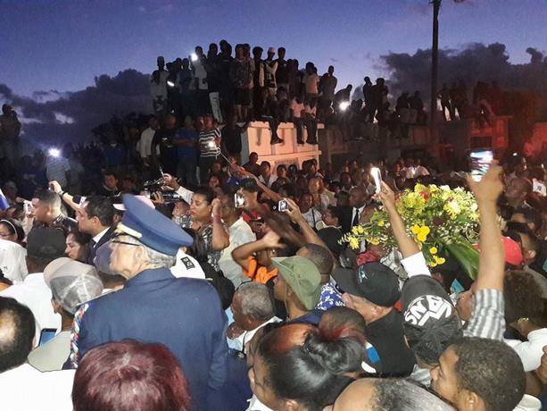 Sepultan en San Pedro de Macoris, restos de locutores asesinados