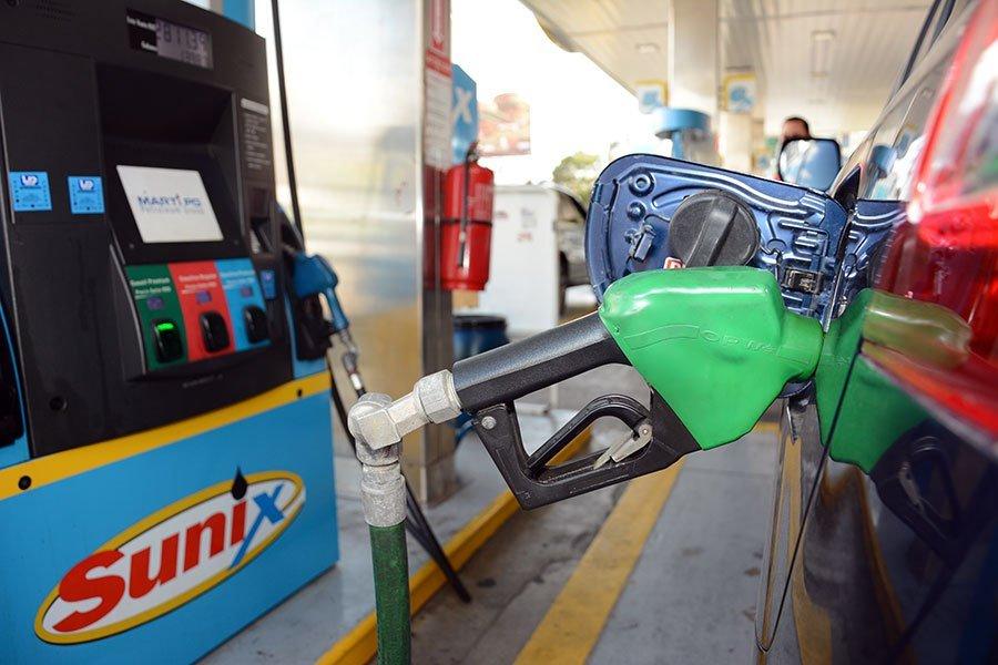 Suben RD$4.10 a la gasolina, RD$3.10 al gasoil y RD$0.40 al GLP