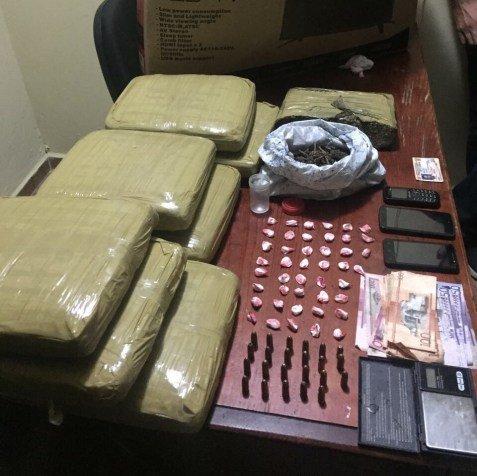 DNCD ocupa droga en aeropuerto de Punta Cana