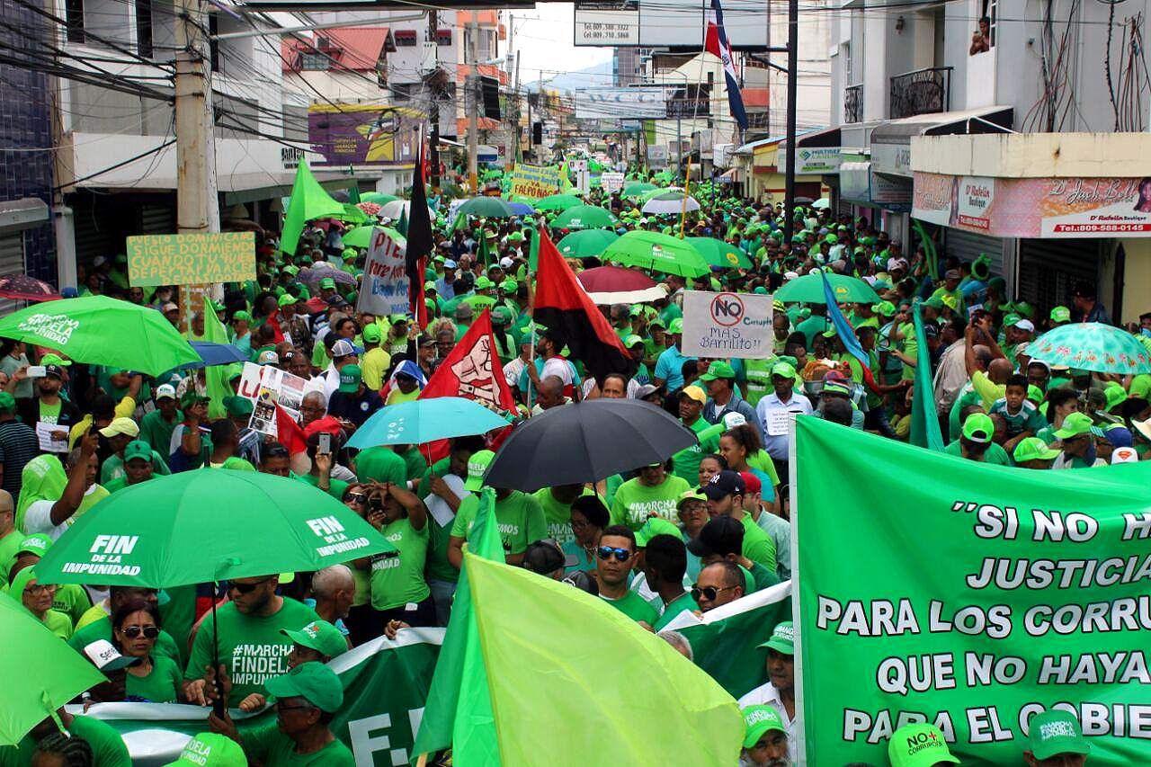 Marcha Verde convoca a Jornada Nacional de Movilización